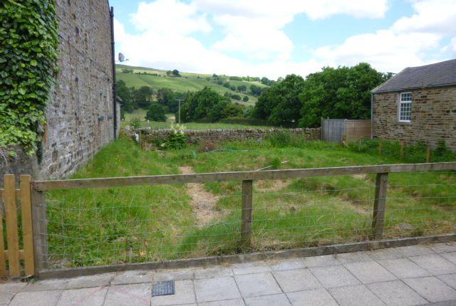 Thumbnail Land for sale in Hood Street, St John's Chapel Weardale