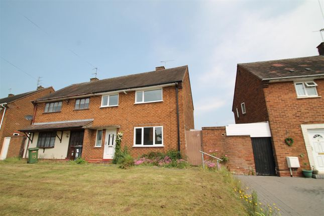 Thumbnail Semi-detached house to rent in Slade Road, Wolverhampton