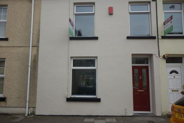 Thumbnail Terraced house to rent in Taff Street, Treherbert