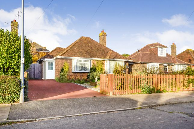 Thumbnail Detached bungalow for sale in Pembury Grove, Bexhill On Sea