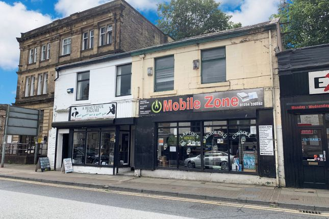 Thumbnail Commercial property to let in Blackburn Road, Oswaldtwistle, Accrington