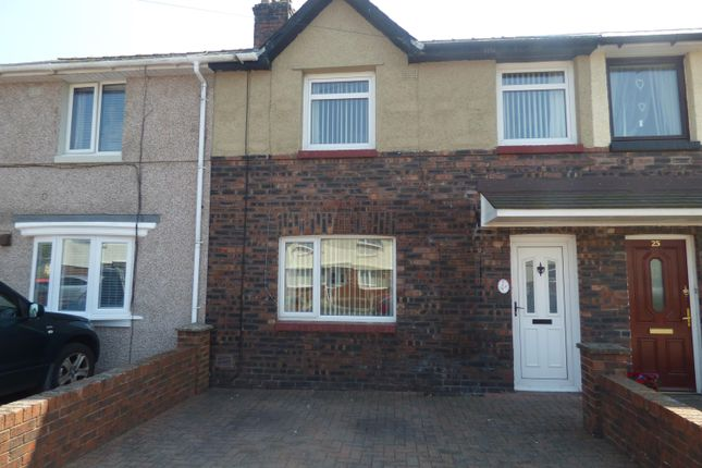 Terraced house for sale in Waldegrave Road, Carlisle, Carlisle
