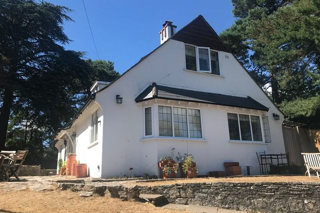 Thumbnail Detached house for sale in Compton Avenue, Lower Parkstone, Poole