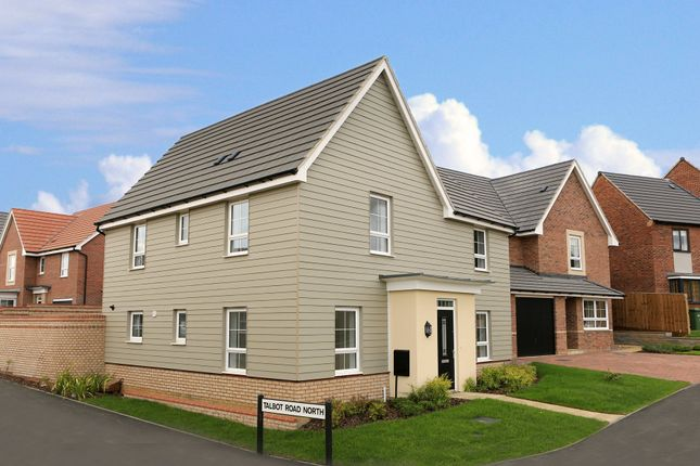 """Thumbnail Detached house for sale in """"Lincoln"""" at Eastfield Road, Wellingborough"""