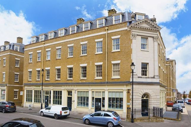 Thumbnail Flat for sale in Queen Mother Square, Poundbury