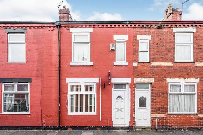 Terraced house to rent in Middlebourne Street, Salford