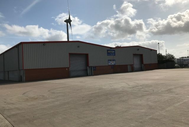 Industrial to let in Middleton Avenue, Strutherhill Industrial Estate, Larkhall