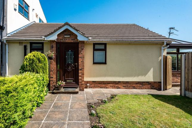 Thumbnail Semi-detached bungalow for sale in Burscough Street, Ormskirk