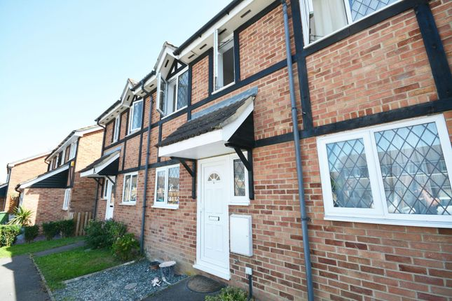Thumbnail Terraced house to rent in Statham Court, Amen Corner