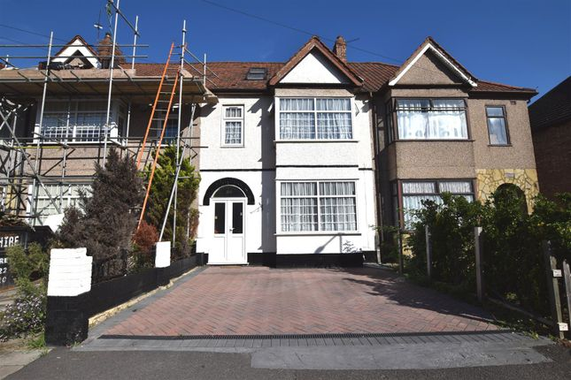 Thumbnail Terraced house for sale in Grove Road, Chadwell Heath, Romford
