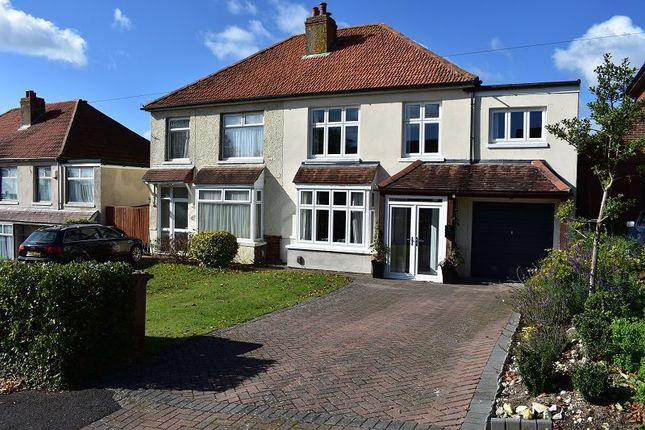 Thumbnail Property for sale in Merthyr Avenue, Drayton, Portsmouth