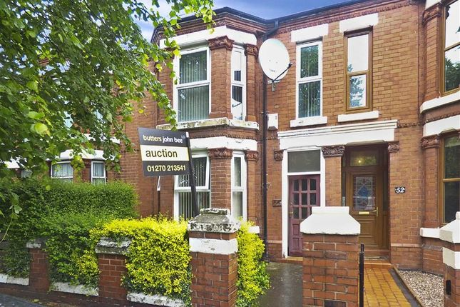 Thumbnail Terraced house for sale in Wistaston Road Business Centre, Wistaston Road, Crewe