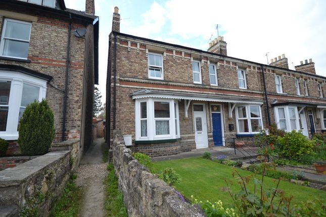 Thumbnail Terraced house for sale in Victoria Road, Malton