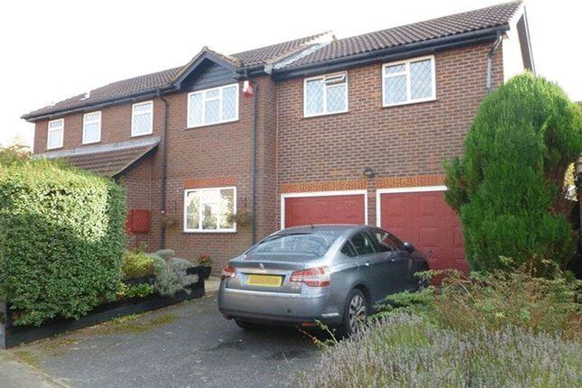 Thumbnail Detached house for sale in Dorset Road, Belmont, Sutton