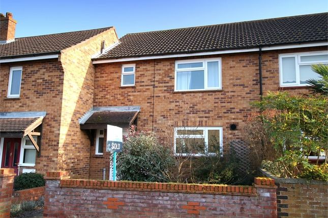 Thumbnail Terraced house for sale in Monarch Road, Eaton Socon, St. Neots