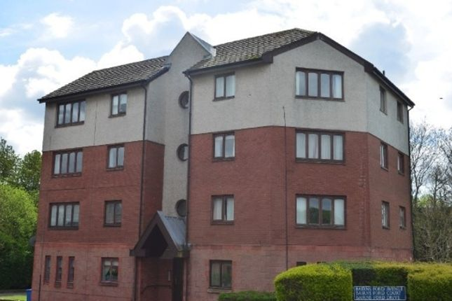 Thumbnail Flat to rent in Bairns Ford Avenue, Falkirk