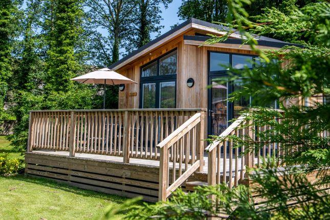 Thumbnail Lodge for sale in Marton Road, Gargrave