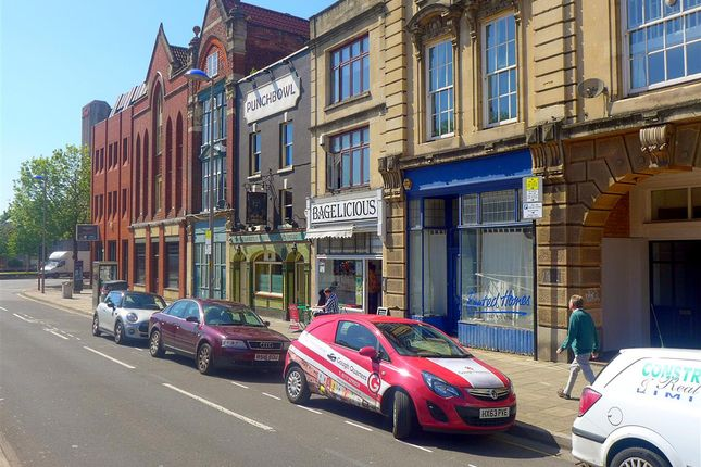 Thumbnail Flat to rent in Old Market Street, Old Market, Bristol