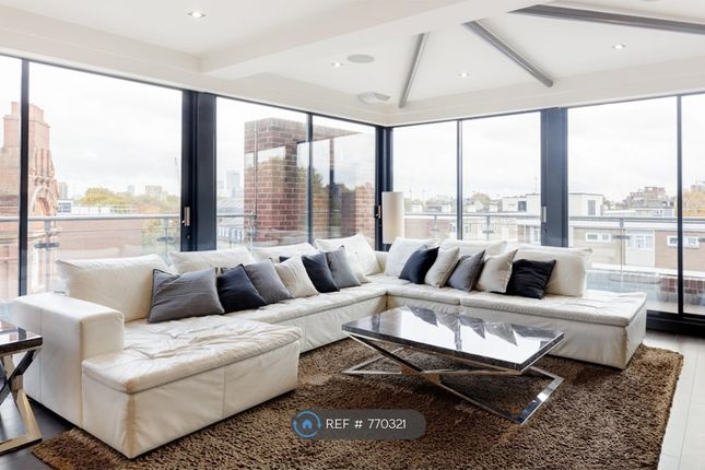Thumbnail Flat to rent in Redmans Road, London