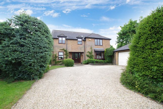 Thumbnail Detached house for sale in The Bramptons, Shaw Ridge, Swindon