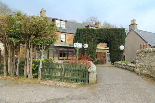 Thumbnail Restaurant/cafe for sale in Milton Inn, Kildary, Ross-Shire