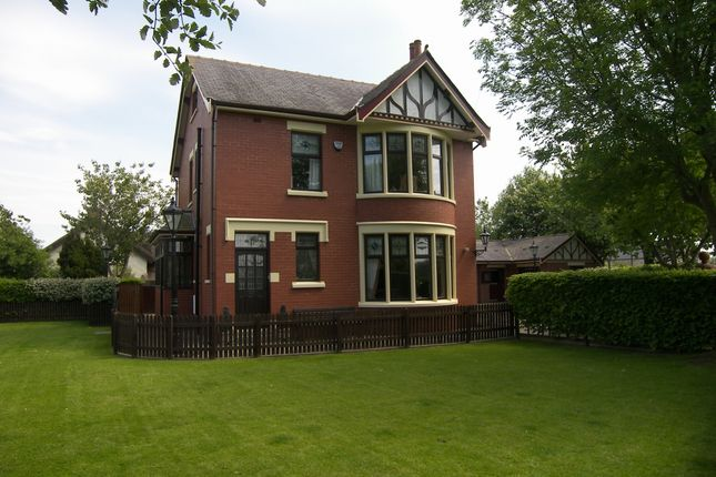 Thumbnail Detached house for sale in Sandy Lane, Blackpool