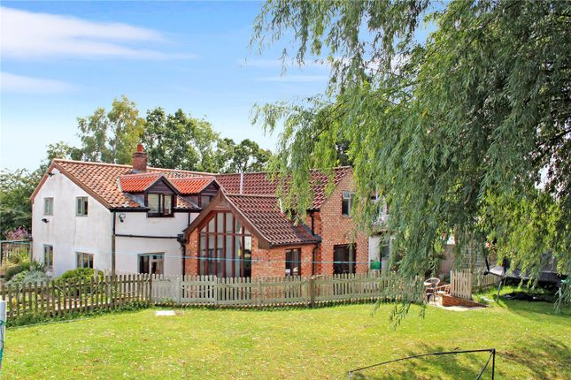 4 bed semi-detached house for sale in Kirstead Green, Kirstead (Close To Brooke), Norwich, Norfolk NR15