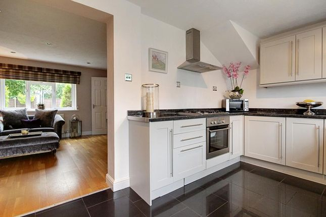 Thumbnail Terraced house for sale in Kings Meadow Close, Wetherby
