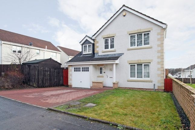 Thumbnail Detached house for sale in Singers Place, Dennyloanhead, Bonnybridge
