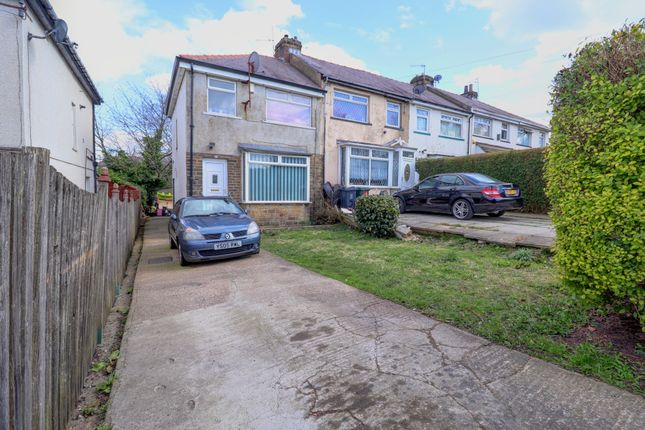Thumbnail End terrace house for sale in Northside Avenue, Bradford
