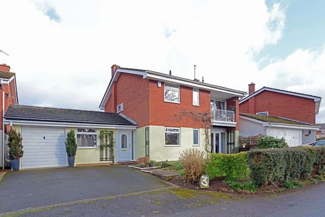 Thumbnail Detached house for sale in Holmer Lane, Holmer Lake, Telford, Shropshire