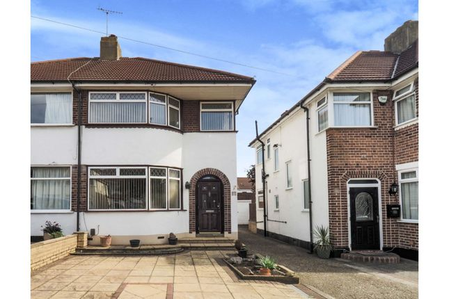 3 bed semi-detached house for sale in Mountbel Road, Stanmore HA7