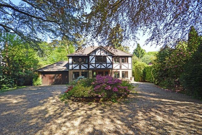Thumbnail Detached house for sale in Tower Road, Hindhead