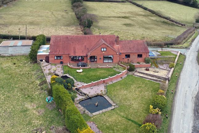 Thumbnail Detached house for sale in Gravels Bank, Minsterley, Shrewsbury