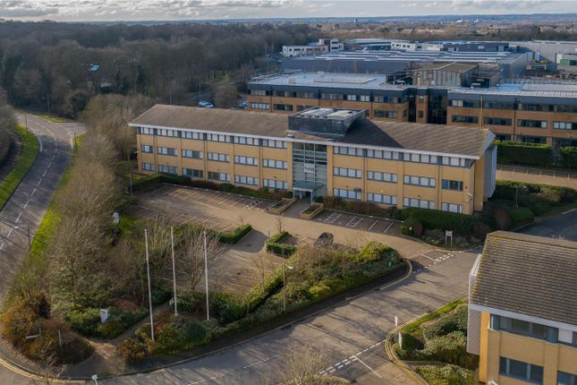 Thumbnail Office for sale in Linford Wood House, 6-12 Capital Drive, Linford Wood, Milton Keynes
