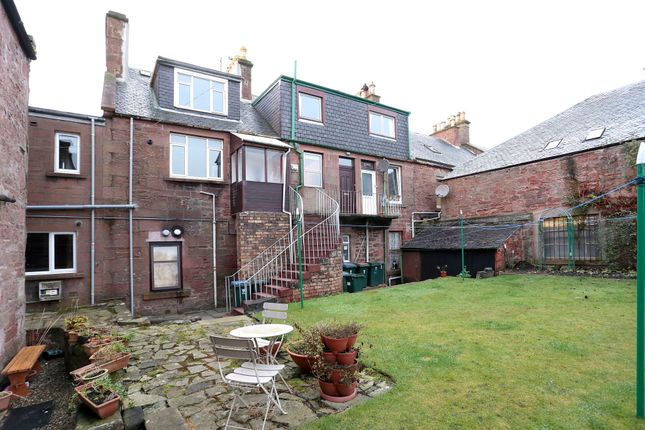 Thumbnail Terraced house for sale in Airlie Street, Alyth
