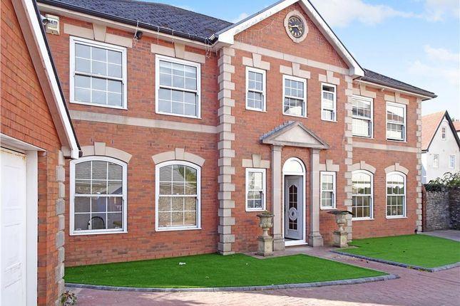 Thumbnail Detached house for sale in Newton Grange, Newton, Porthcawl