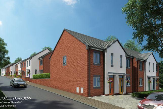 Thumbnail Semi-detached house for sale in Copeley Hill, Erdington, Birmingham