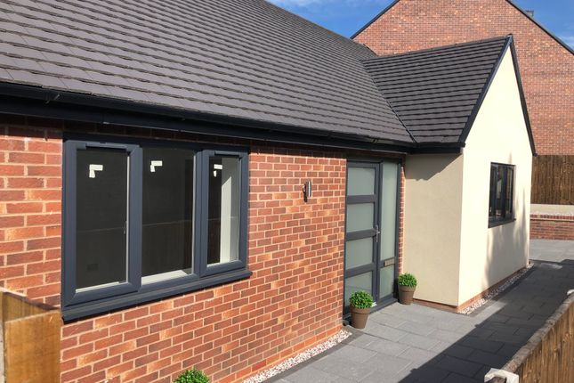 Thumbnail Detached bungalow for sale in Stonydelph Lane, Wilnecote, Tamworth