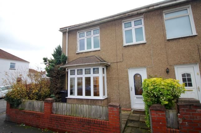 Thumbnail End terrace house for sale in Thingwall Park, Fishponds, Bristol