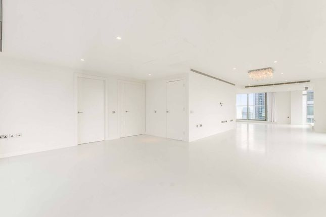 Thumbnail Flat to rent in Pan Peninsula Square, Canary Wharf, London