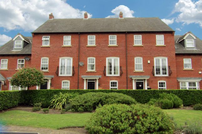 Thumbnail Town house for sale in Willowbrook Way, Rearsby, Leicester