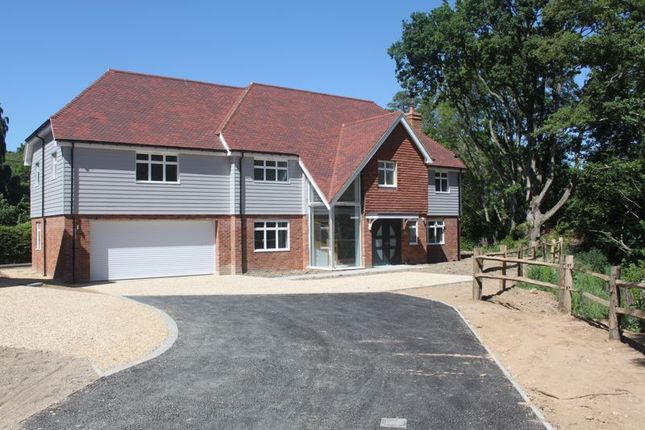 Thumbnail Detached house for sale in West Chiltington Road, Pulborough