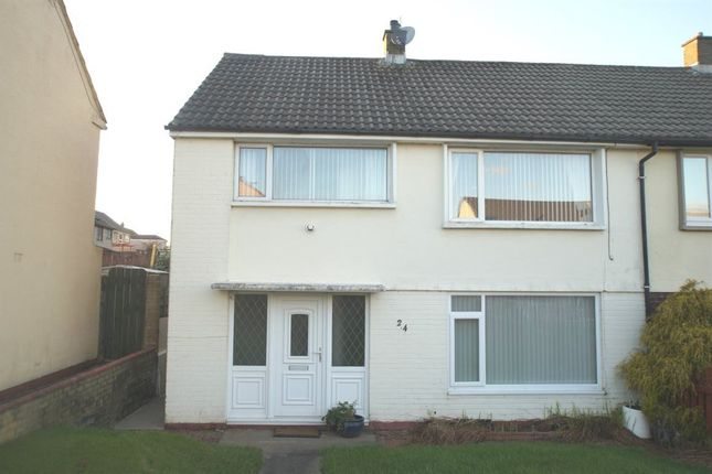 Thumbnail Property to rent in Wordsworth Close, Orgill, Egremont