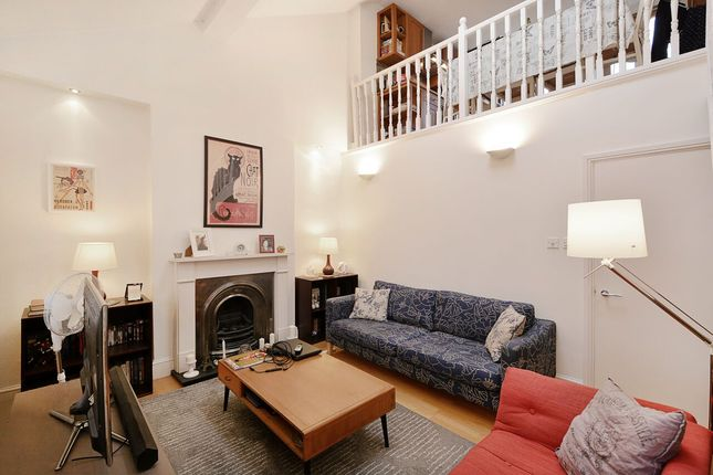 Thumbnail Flat to rent in Cobbold Road, London