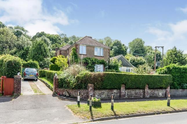 4 bed detached house for sale in Canterbury Road, Lydden, Dover, Kent CT15