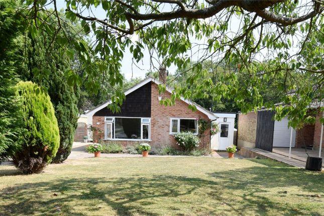 Thumbnail Detached bungalow for sale in Hurst Farm Road, Weald, Kent