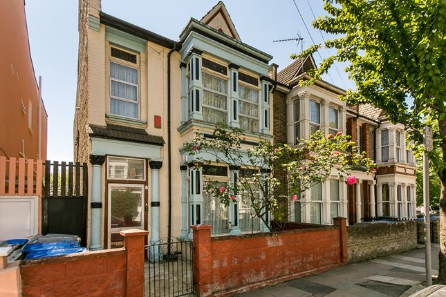 Thumbnail Terraced house to rent in Caple Road, Harlesden, London