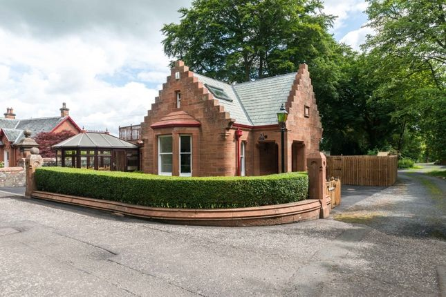 Thumbnail Detached house for sale in 63 Abbotsford Road, Galashiels