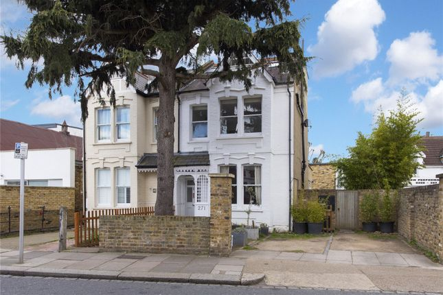 Thumbnail Semi-detached house for sale in Sandycombe Road, Kew, Surrey